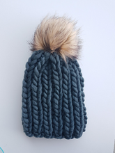 Evergreen Toque - KNITTING PATTERN