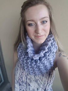 Cadboro Cowl - KNITTING PATTERN