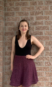 Flirt Skirt - KNITTING PATTERN