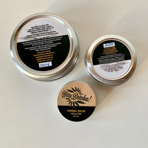 Herbal Salve Collection