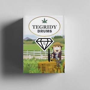 Tegridy Drums - (Drum Kit)