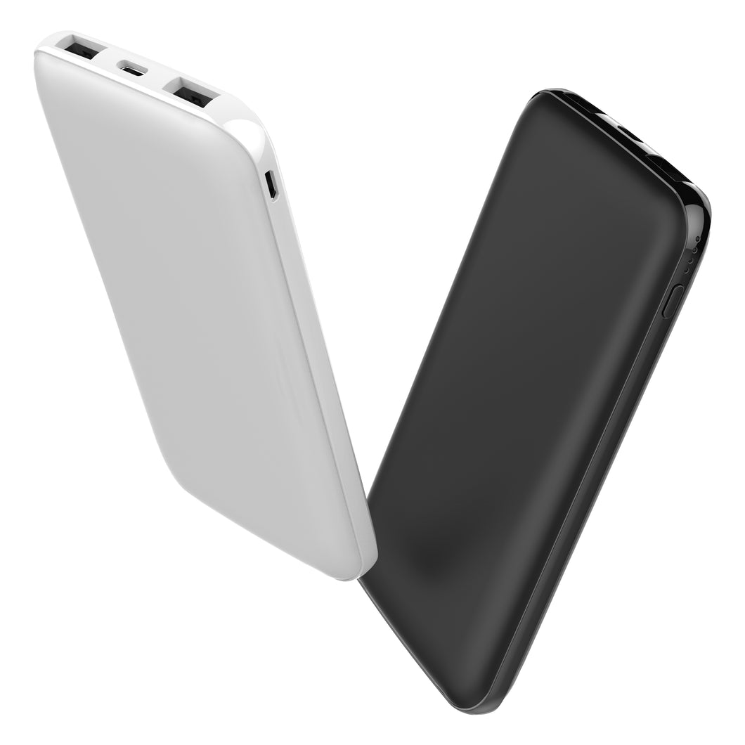 Type C port Power bank, Light, Portable, Slim Design