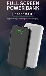 REF Power Lightweight, Slim Portable Battery Charger w/ LCD Display
