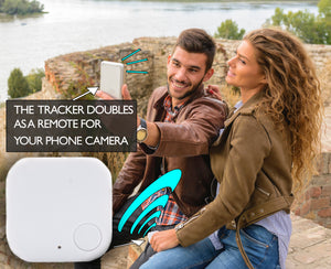 REF Square - Blue Tooth Tracker - REF Outlet