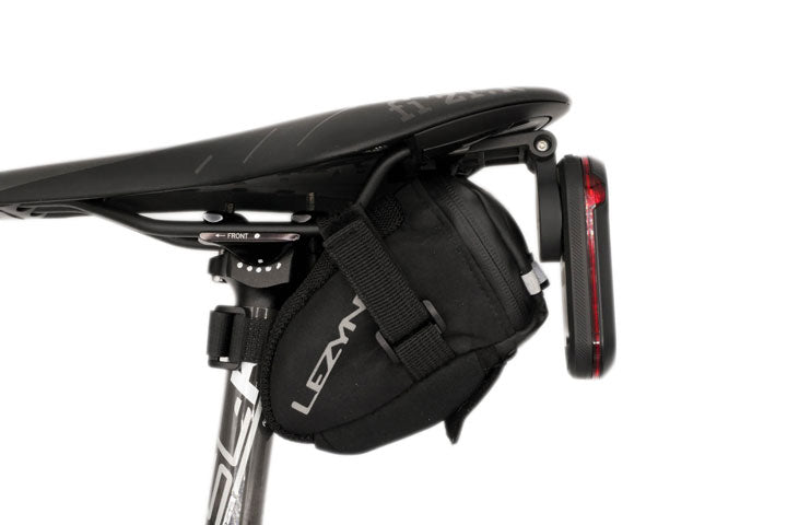 Gen 5 mounts more easily accomodate small saddlebags