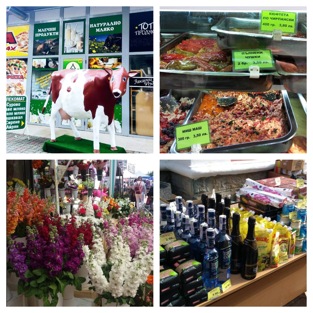 Local producers and local Bulgaria delivery