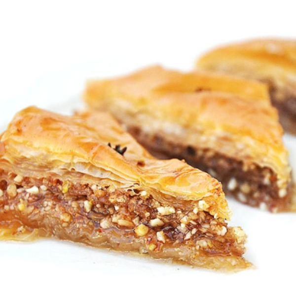 Food - Bulgarian Baklava