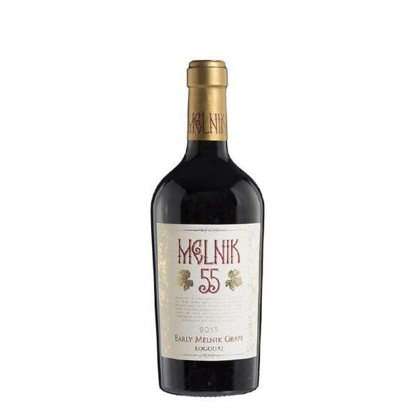 Wine - Melnik 55 Red Wine 750ml