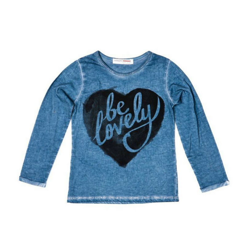 Bluza albastra, Be Lovely, 5-6ani