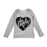 Bluza gri, Be Lovely, 7-8ani