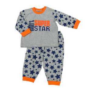 Pijama Super Star, 12luni
