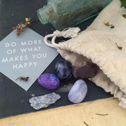 Purple Howlite Meaning and uses