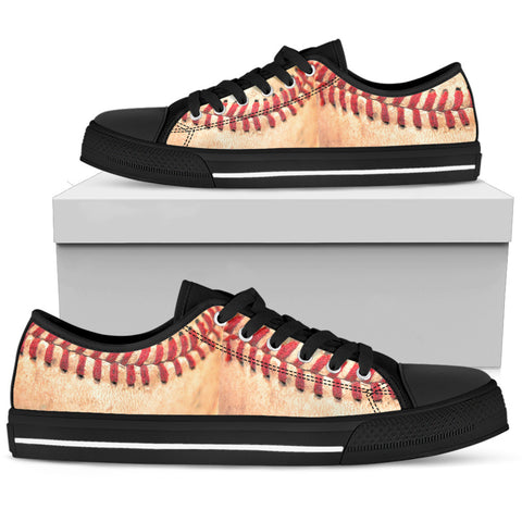 Baseball Women's Low Top