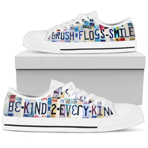 Be Kind To Every Kind Low Top Shoes