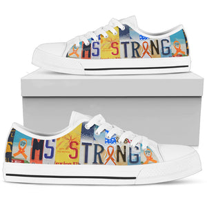 MS Strong Low Top Shoes