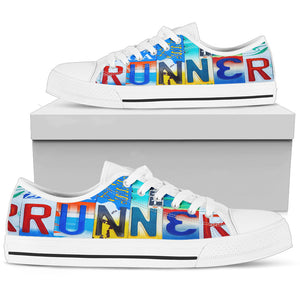 Runner Low Top Shoes