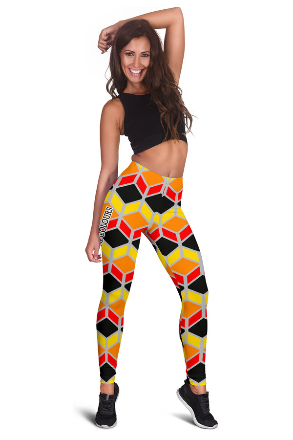 Coffee and Colours Women's Leggings