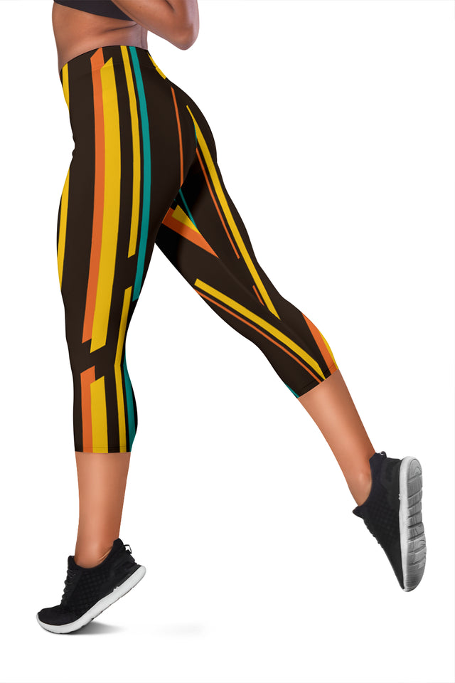 Chroma Capris Leggings