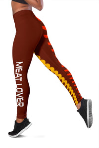 Meat Lover Women's Leggings