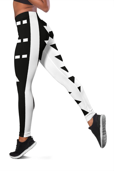 Totally Confused Fitness Leggings