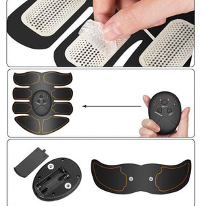 ABS Stimulator Fitness Body Slimming Massager