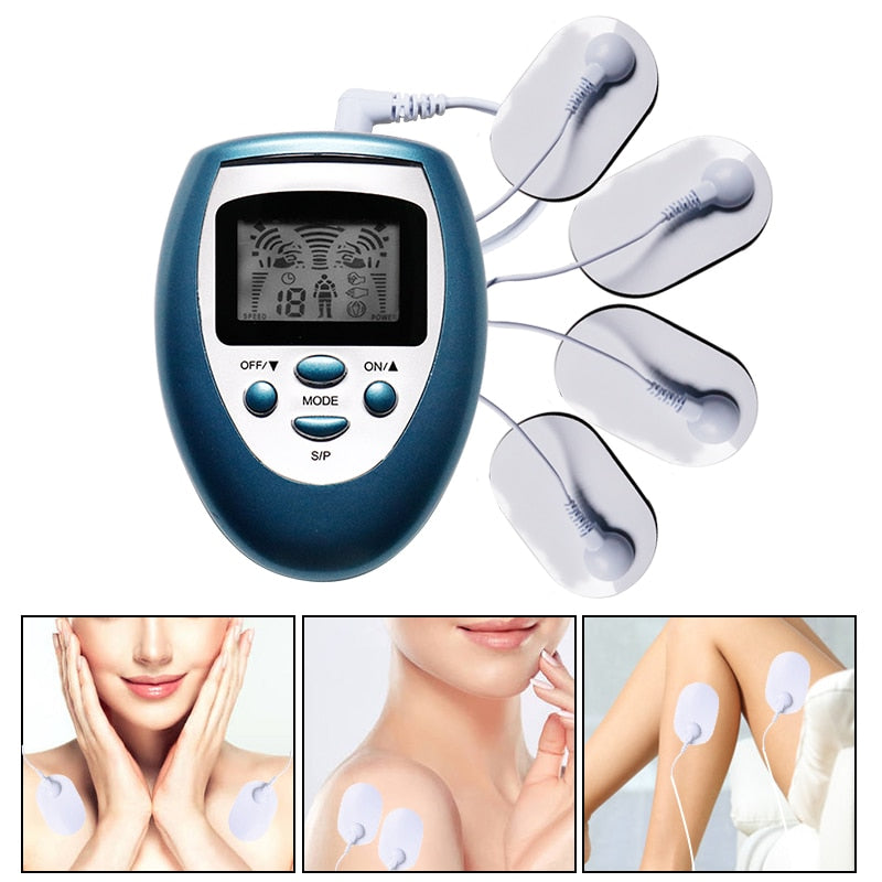 Vibrating Meridian Pulse Muscle Stimulator