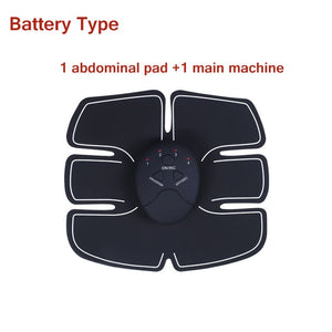 Wireless Remote Hips Trainer USB Electric Muscle Stimulator