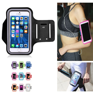 Touch Screen Cell Phone Arms Band