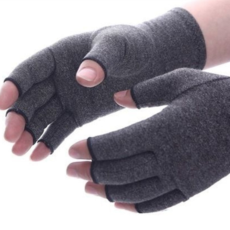 Half Finger Arthritis Gloves