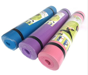4MM EVA Anti-slip Yoga Mats