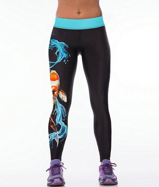Corpse Bride - Victor And Emily Leggings