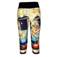 Mid Calf Pants Fitness Capris Various Designs