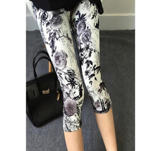 High Quality Capris With A Variety of Patterns