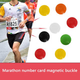 Marathon Race Number Magnetic Race Bib Holder