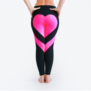 Have a HUGE Heart Leggings