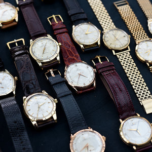 Vintage Dress Watches