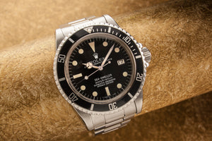 Rolex Sea Dweller 1665 SOLD