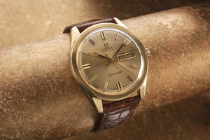 Omega 18ct gold SOLD