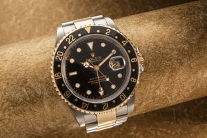 Rolex gents GMT master 2 SOLD