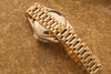 Rolex Ladies Datejust 18ct gold SOLD