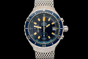 Omega Seamaster 120 Big Blue