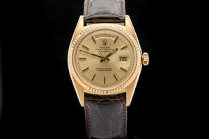 Rolex Day date 18ct gold