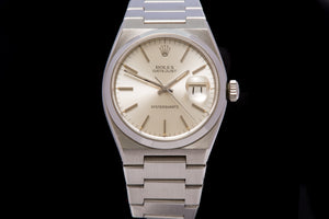 Rolex Oysterquartz 'first generation' non chronometer dial