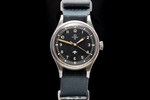 Omega 6B 542 RAF Pilots watch