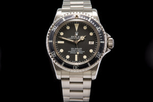 Rolex Seadweller 1665 Great White MK1.