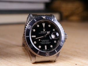 Rolex Submariner 16800 MK111 Matt Dial