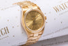 Rolex Oyster Perpetual 14208M 18ct gold SOLD