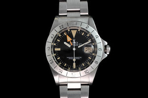 Rolex Explorer 2  ref 1655 Box and service Papers SOLD