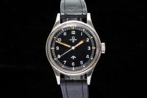 Omega RAF pilots watch 6B/542 SOLD