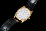 Rolex Cellini Danaos 4233/8 solid 18ct gold SOLD